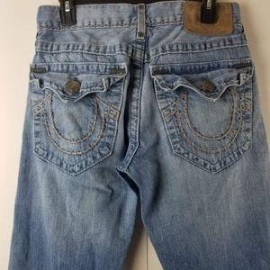 True Religion Men's Ricky Super T straight Jeans